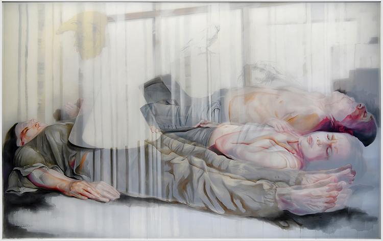 Realidad y memoria en la percepción de la realidad en la obra de Sandra del Pilar