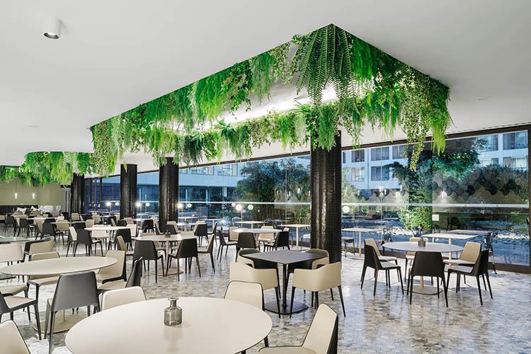 Espectacular renovación arquitectónica del Restaurant KOI