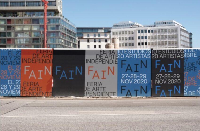 Empieza la segunda edición de FAIN, Feria de Arte Indepiendiente