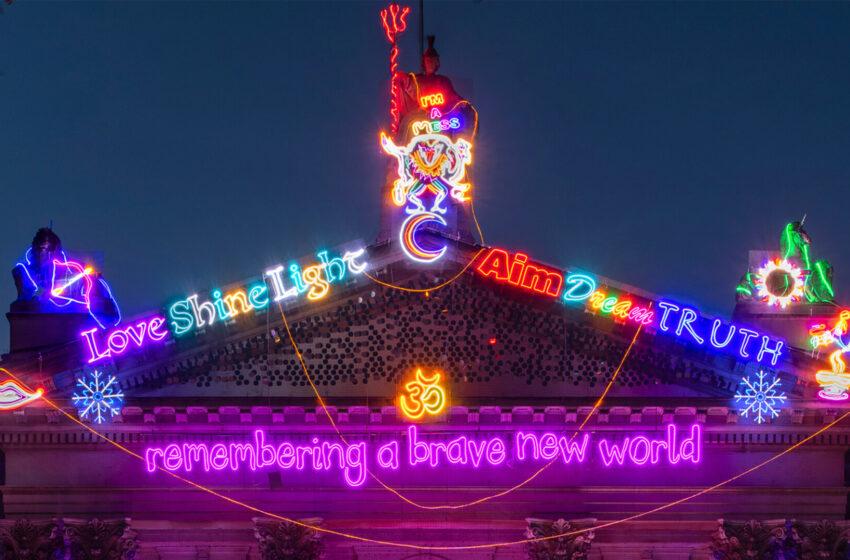 Conmemoran el Diwali con una bella instalación en el Tate Britain