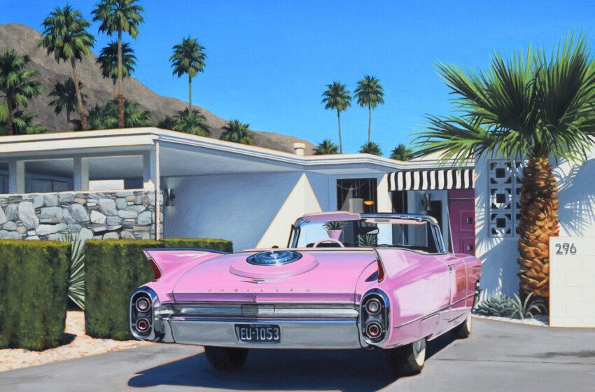 California del pasado retratado por Danny Heller