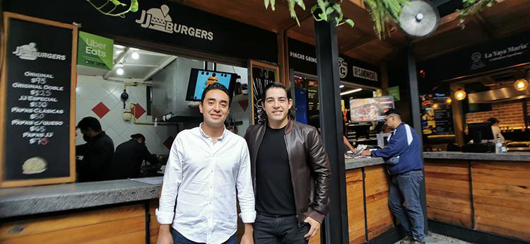 JJBurgers trae el estilo americano a la hamburguesa
